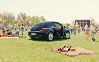 VW's rock and roll Beetle Fender