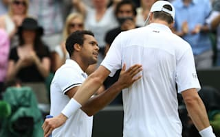 Tsonga the stronger in Isner marathon, Kyrgios books Murray meeting
