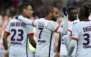 Ligue 1 Review: Lucas brace seals win for much-changed PSG