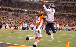 Bengals' perfect start ended by Texans