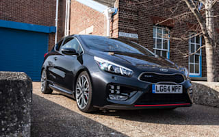 Welcome report: Kia Proceed GT