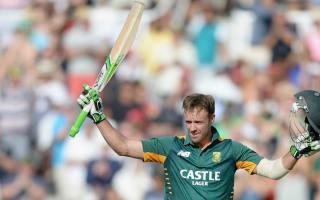 De Villiers century seals memorable series win for South Africa