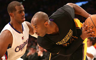 Lakers would've been 'very different' with Paul, says Bryant