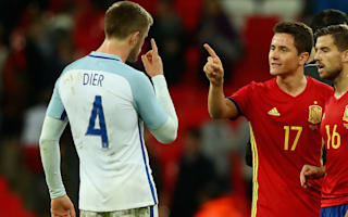 Dier: Herrera elbow was ridiculous