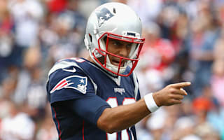 Edelman compares 'stud' Garoppolo to Favre and Rodgers