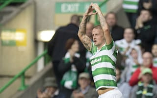 Astana 1 Celtic 1: Griffiths hits late equaliser