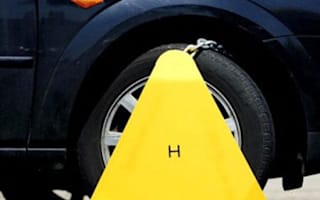 Clamped drivers can finally fight back