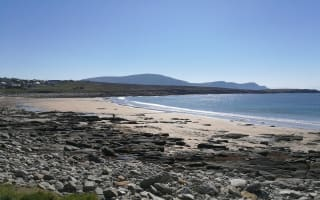 Irish beach that vanished 33 years ago suddenly reappears