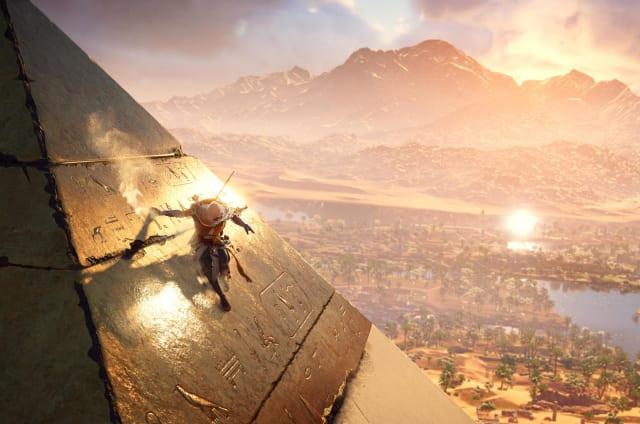 Assassin's Creed predijo el descubrimiento de una nueva cámara secreta en la gran Pirámide
