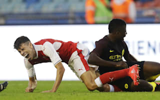 Wenger: Gabriel injury not as bad as feared