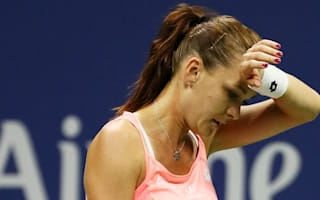 Surprise US Open casualty Radwanska: I was too slow