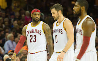 Three differences between the 2015 and 2016 NBA Finals