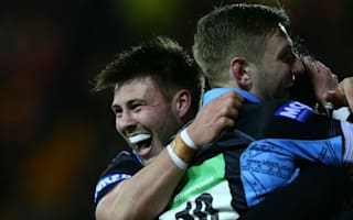 Warriors come from behind to thump Zebre