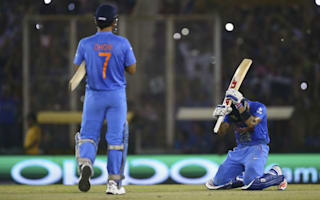 Kohli getting better and better - Dhoni