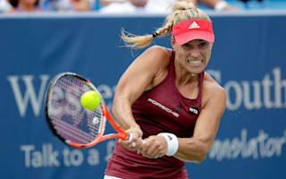 Kerber on verge of top ranking, Pliskova awaits