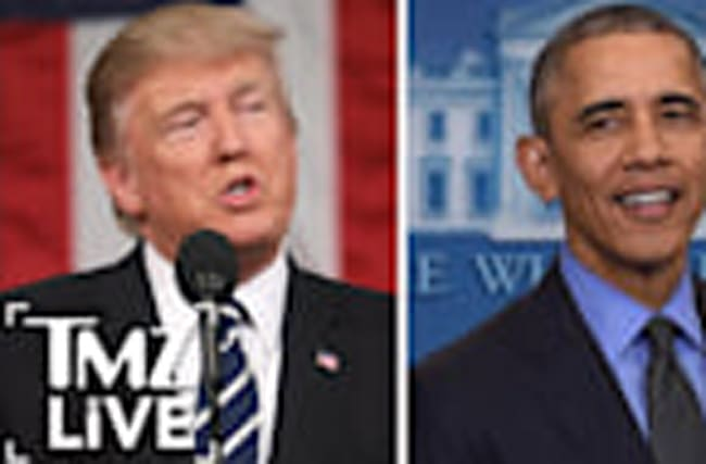 President Trumps Victory Is Payback For Obama According To Talib Kweli I TMZ LIVE