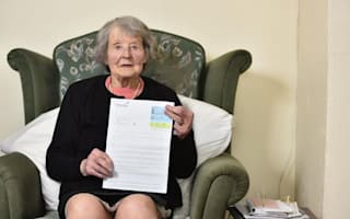 British Gas stuns grandmother with incomprehensible letter