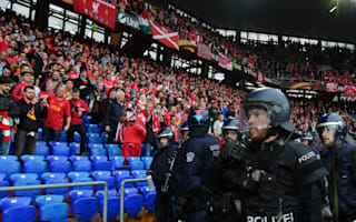 Liverpool, Sevilla fined for Europa League final incidents