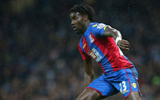 Palace confirm Souare hospitalised following car crash