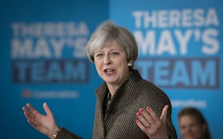 Work flat-out, leave no stone unturned, Theresa May warns Tories