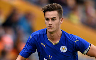 Leicester loan out Lawrence