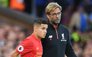 Coutinho: Klopp brought winning mentality to Liverpool