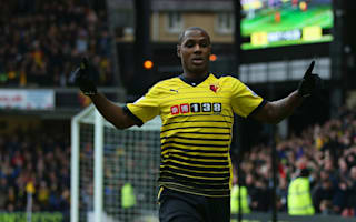 Ighalo rules out Watford exit