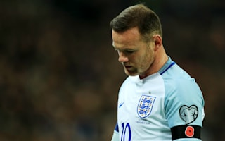 BREAKING NEWS: Rooney left out of England squad to play Scotland and France