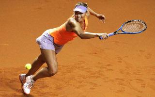 Sharapova's Wimbledon record could aid wildcard chances