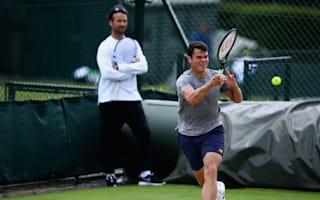 Raonic ends coaching relationship with Moya