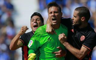Alves makes LaLiga history as Valencia see off Leganes