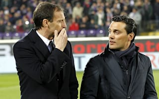 Coaching Juventus? Why not, says AC Milan boss Montella