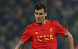 Lovren returns to Liverpool training ahead of Arsenal showdown