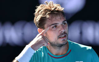 Wawrinka has no problem with Tsonga after on-court spat