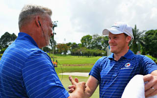 Europe smashes Asia in EurAsia Cup