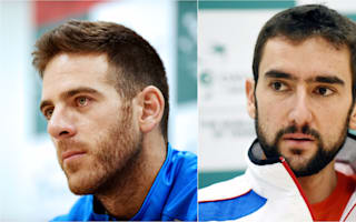 Del Potro pegs Croatia as Davis Cup favourites