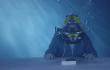 Nunca viste un desempaquetado así: Abren un Xperia Z3 ¡bajo el agua! (video)