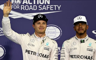 Wolff: Pole-sitter Hamilton in a league of his own