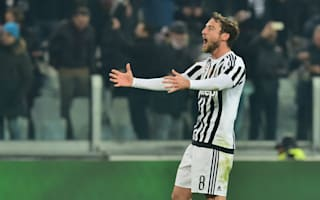 Juve boosted as Marchisio avoids thigh tear