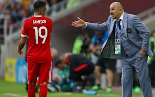 Mexico v Russia: Cherchesov ready for 'final' with last-four spot at stake
