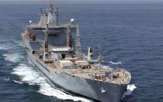 Prince Harry's Caribbean ship breaks down