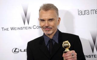 'I'd love to be in a movie with Brad Pitt'... says Billy Bob Thornton?!