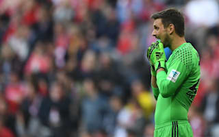 Bayern's Ulreich joins Neuer with season-ending injury