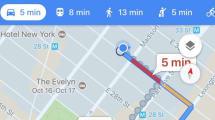 Google Maps elimina su contador de calorías por presión social