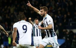 West Brom 1 Stoke City 0: Morrison maintains Pulis' fine record