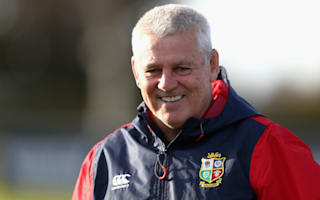 There's no way we've divided into two - Gatland insists Lions are united