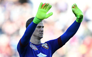 Hart: I'm not wanted at Manchester City