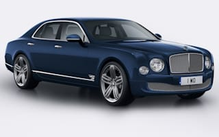 Bentley celebrates 95th anniversary with limited edition Mulsanne