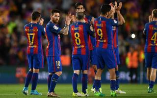 Barca not consistent enough to win LaLiga - Luis Enrique