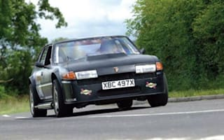 27-litre Rover SD1 packs 600bhp punch
